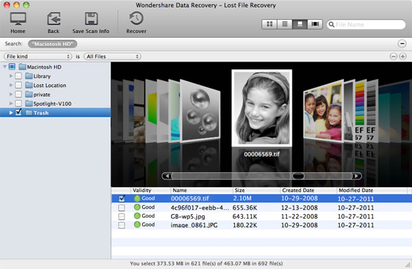 How to Recover Deleted Files From Mac Trash, Recover Files from Trash